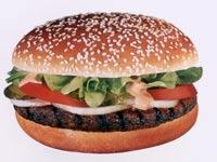 המבורגר של מקדונלדס  / צלם: יחצ